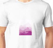 Purple Mountains  Unisex T-Shirt