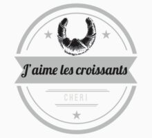 Croissants by capricedefille