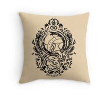 dorian romance tattoo  Throw Pillow