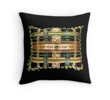 Regal Elegance Throw Pillow