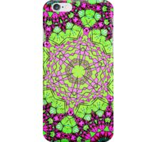 """Purple & Green Fractal Eater 2015"" iPhone Case/Skin"