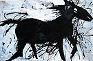 Black Horse 12 by John Douglas