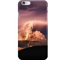 Wild Light of an African Night iPhone Case/Skin