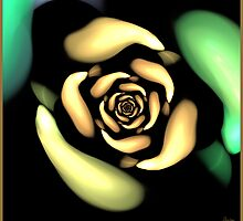 Shape of the rose by Dorothy Venter
