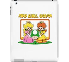 Two Girls One Up iPad Case/Skin
