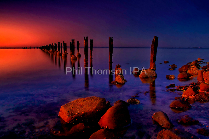 """""""Nightfall At The Dell"""" by Phil Thomson IPA"""
