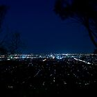 Adelaide city night shot by Kieron Nolan