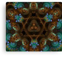 Fractal Seeds #002 Canvas Print