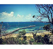 Queenscliff - Bayside -  Vic. Aust Photographic Print