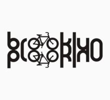 Bike Brooklyn by D & M MORGAN