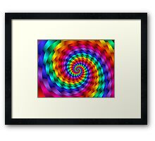 Fun and Happiness Framed Print