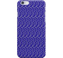 Harry Pattern - Ravenclaw iPhone Case/Skin