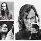 Bert McCracken by Simon Aberle