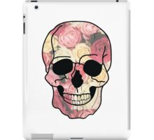 Rose Skull iPad Case/Skin