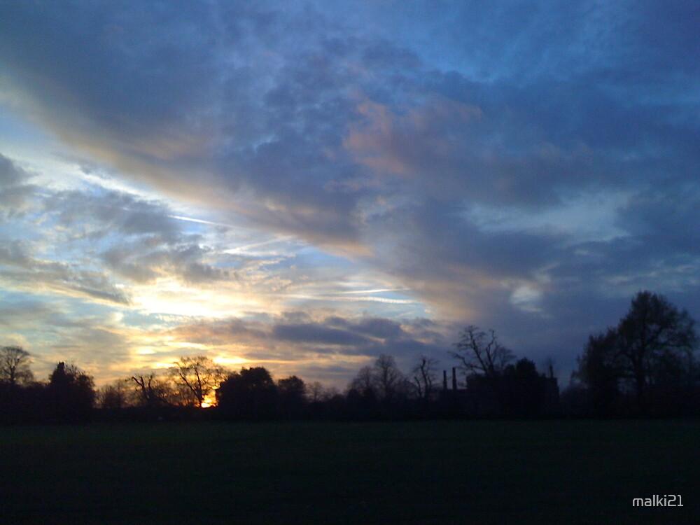 Greenwich Park by malki21