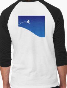 minimalistic Men's Baseball ¾ T-Shirt