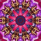 Color Pattern Kaleidoscope by fantasytripp