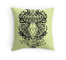 solas romance tattoo  Throw Pillow