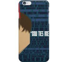 The Eleventh iPhone Case/Skin