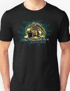 The Lucas Files Show Logo Unisex T-Shirt