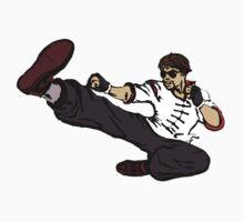 Dragon Fist Lee Sin League of Legends color Kids Clothes