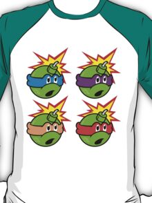 Teenage Mutant Ninja Turtles - The Hundreds T-Shirt