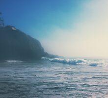 The Newport Beach Mist by laruecherie