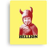 Hellion  Canvas Print