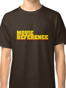 Movie Reference - Pulp Fiction Classic T-Shirt