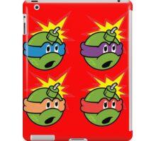 Teenage Mutant Ninja Turtles - The Hundreds iPad Case/Skin