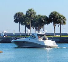 Sunday Afternoon on the Gulf by Kathleen Brant