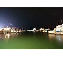 tranquil on pamlico sound Photographic Print