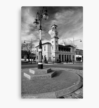 Beechworth Streetscape Canvas Print
