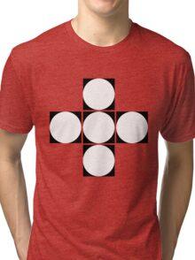circle squared  Tri-blend T-Shirt