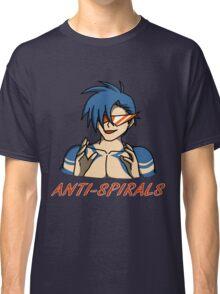 Kamina - Anti-Spirals Classic T-Shirt