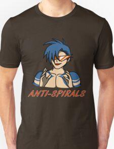 Kamina - Anti-Spirals T-Shirt