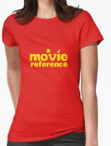 Movie Reference - A Bug's Life Womens Fitted T-Shirt