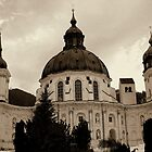Abbey of Ettal by MEV Photographs