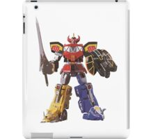 Mighty Morphin Power Rangers Megazord iPad Case/Skin