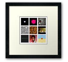 Childish Gambino Discography Framed Print