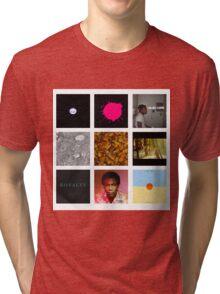 Childish Gambino Discography Tri-blend T-Shirt