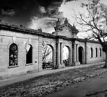 Old Beechworth Hospital, North East Victoria by jenenever