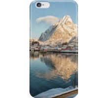 Lofoten Morning iPhone Case/Skin