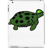 Army turtle iPad Case/Skin