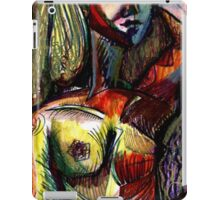 OH - WHEN YOU GOING TO BE DONE HERE(C2001) iPad Case/Skin