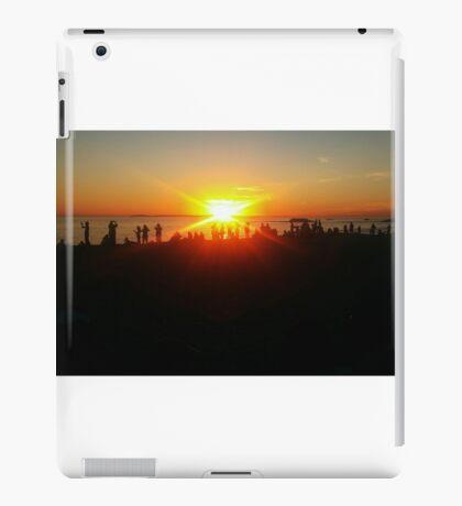 The Sunset Photographers  iPad Case/Skin