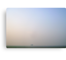 Lost in void Canvas Print