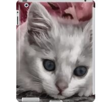 A Kitten Named Raiden iPad Case/Skin