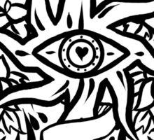 cassandra romance tattoo  Sticker
