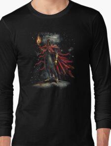 Epic Vincent Valentine Portrait Long Sleeve T-Shirt